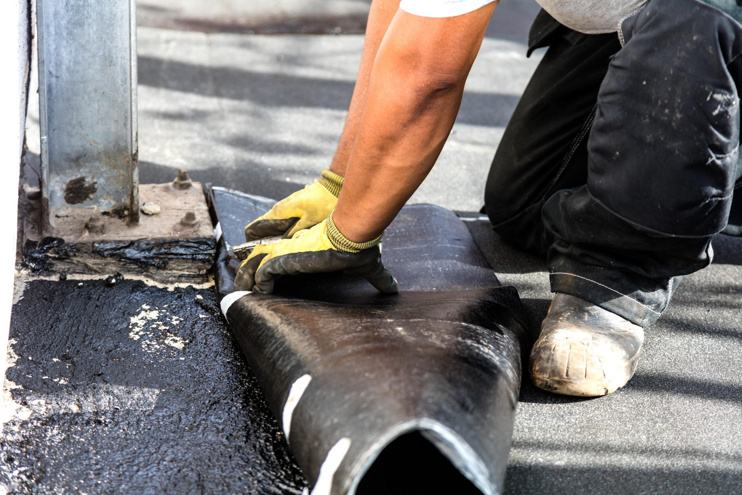 les recherches des fuites des toitures terrasses par AD VALIDEM spécialiste toiture et couverture
